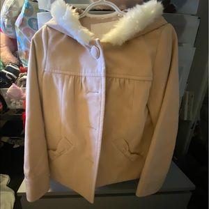 Liz Lisa fur jacket